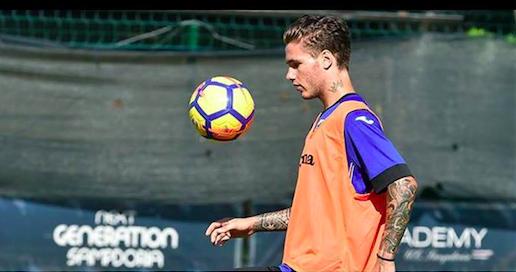 Arriva da Cesenatico il goleador della Sampdoria