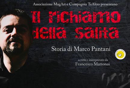 A teatro la vera storia di Marco Pantani