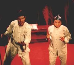 Favole. A teatro con mamma e papà