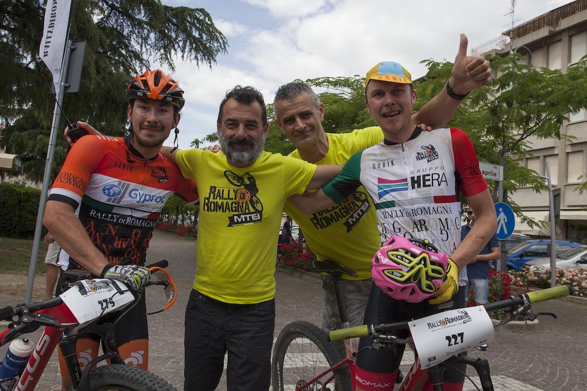Rally di Romagna MTB, ultimi pettorali disponibili