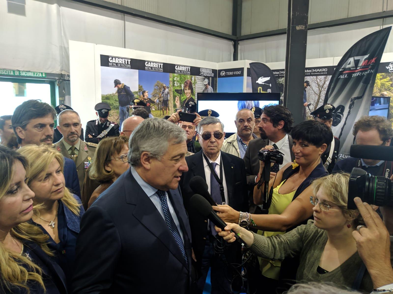 "La Securitaly al ""Caccia Village"" di Bastia Umbra"