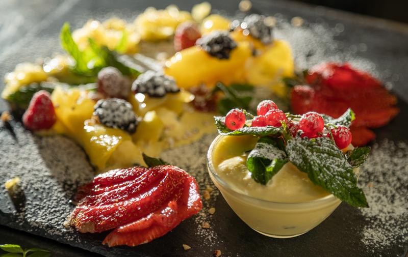 Cannelloni di ananas… e il dolce è servito