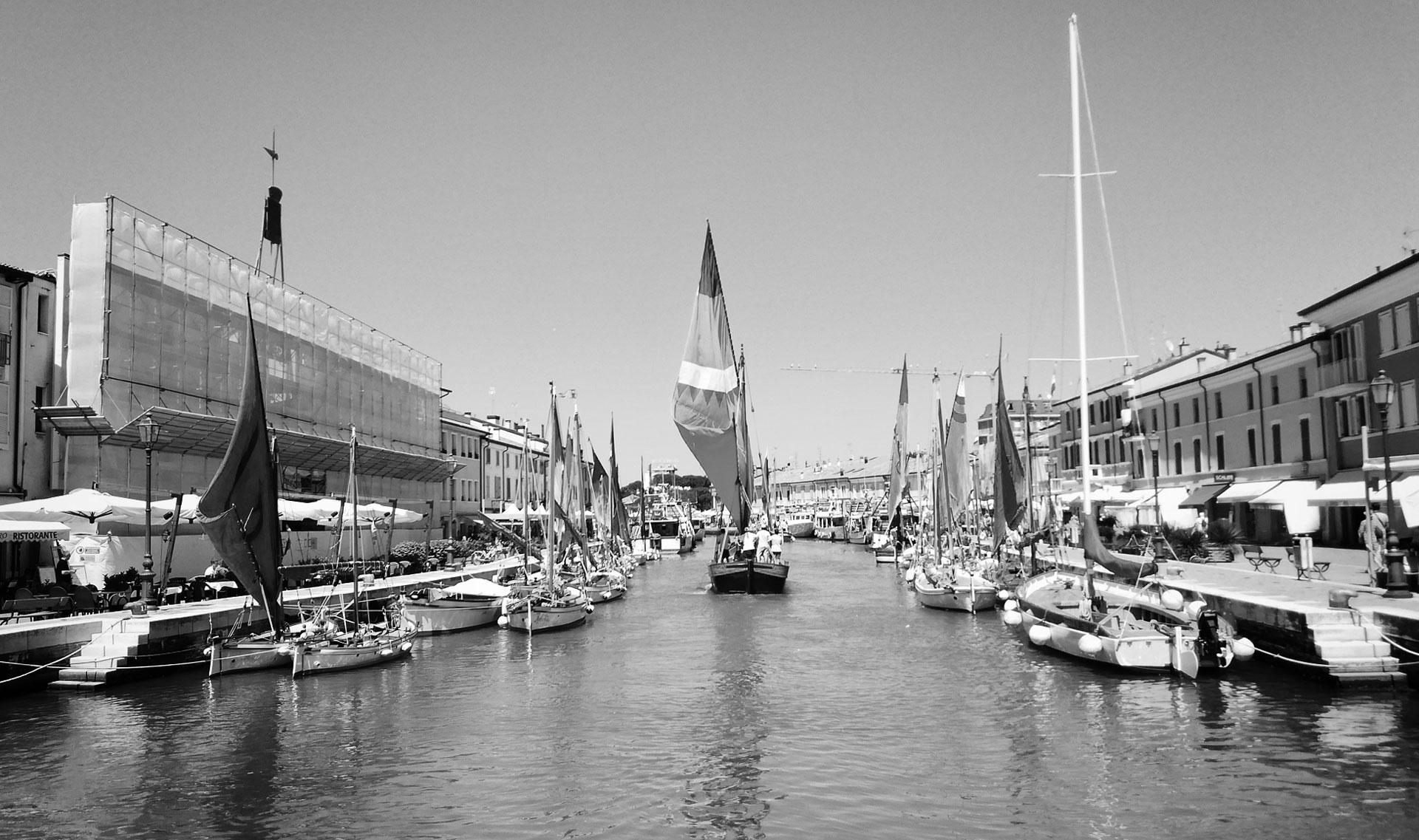 Le vele al terzo prendono il mare