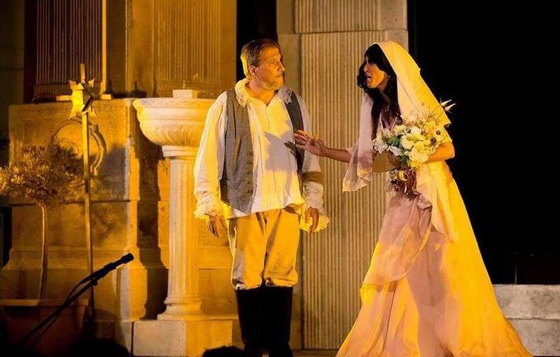 In scena la Tosca all'Arena Cappuccini