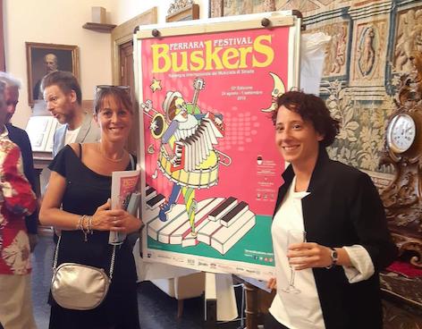 Il Ferrara Buskers Festival fa tappa a Cesenatico