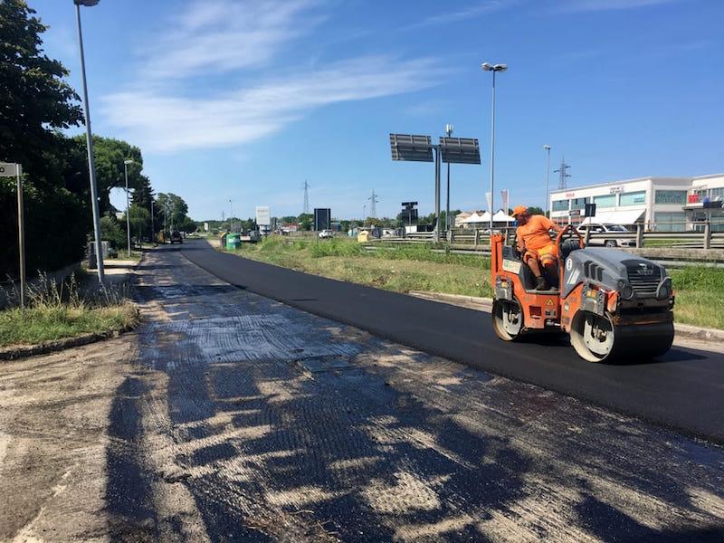Piano asfalti: ripartono i lavori nel forese