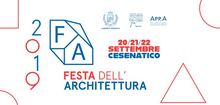 In arrivo la Festa dell'Architettura