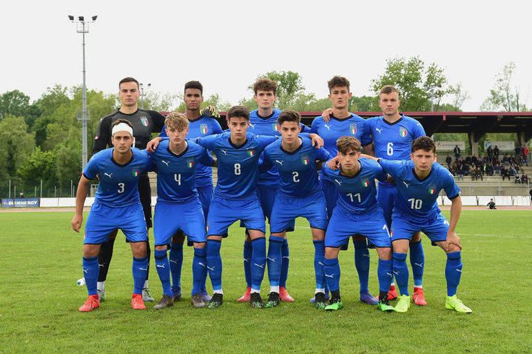 Calcio, l'Italia baby prepara il Mondiale a Cesenatico