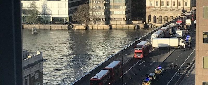 Londra: testimonianza shock di un cittadino doc