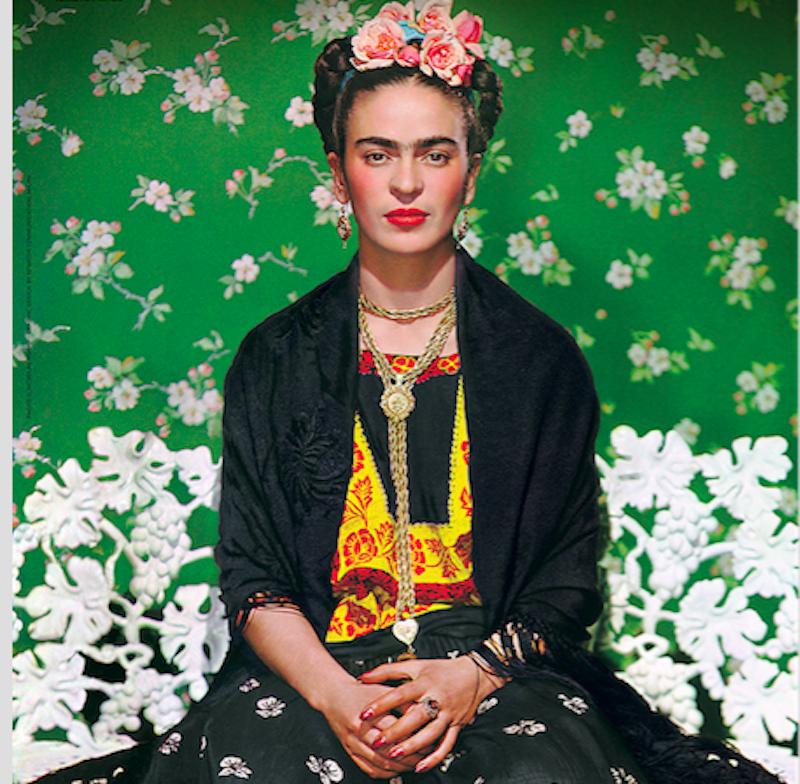 Buio in sala, c'è il docufilm su Frida Kahlo