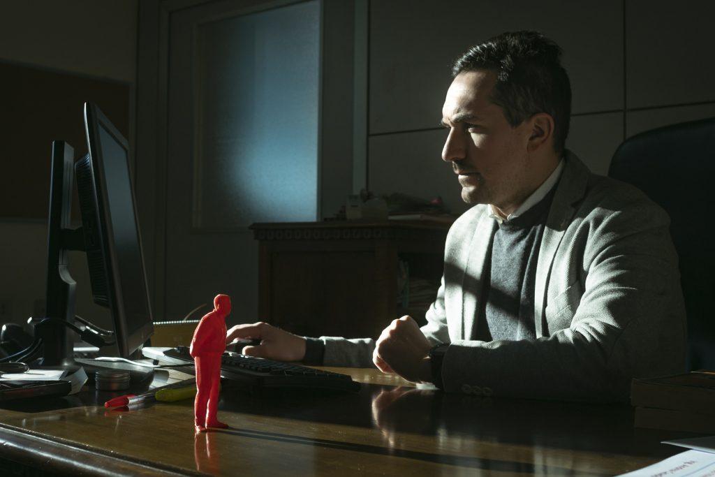sindaco Matteo Gozzoli