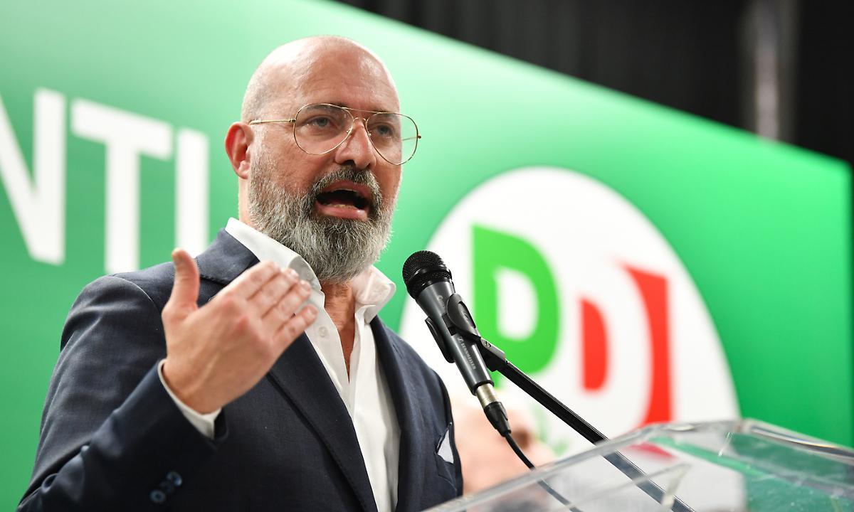 Regionali, in caso di disfatta Pd Bonaccini al posto di Zingaretti?