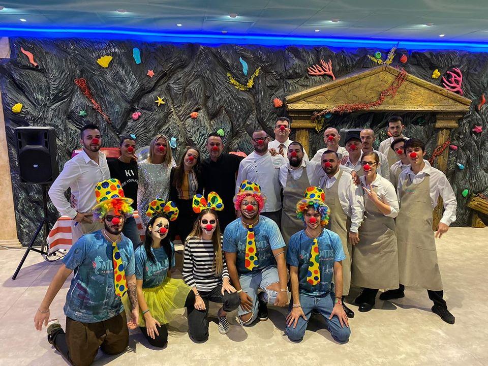 Ad Atlantis Family Restaurant riapre il tendone del circo