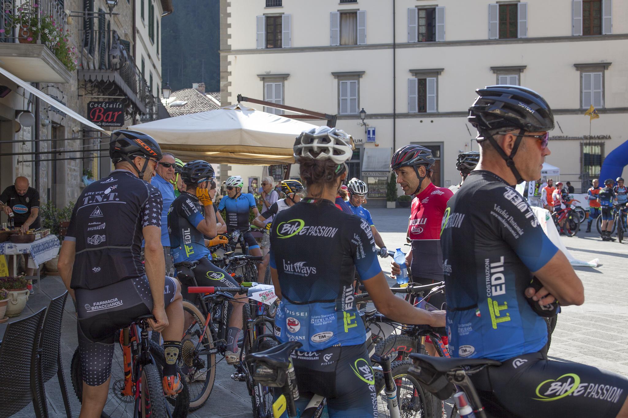 Rally MtB delle Foreste Casentinesi, spazio alle e-bike