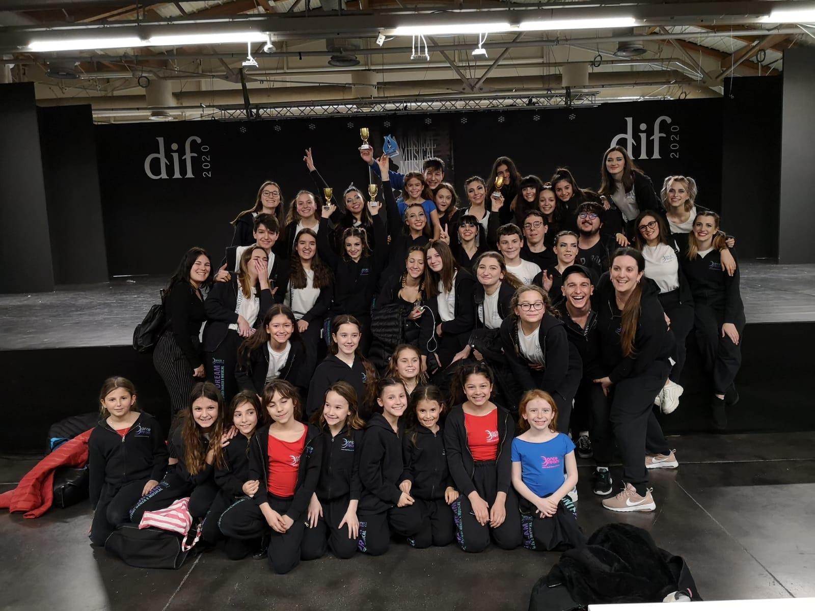 "La Dance Dream trionfa a ""Danza in Fiera"""