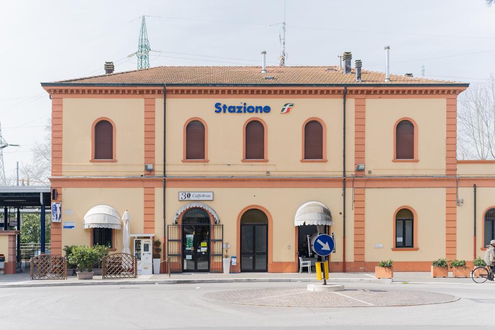 stazione Cesenatico