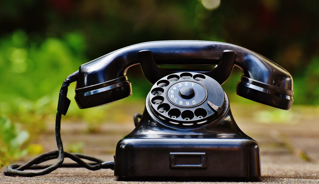 telefono messaggeria