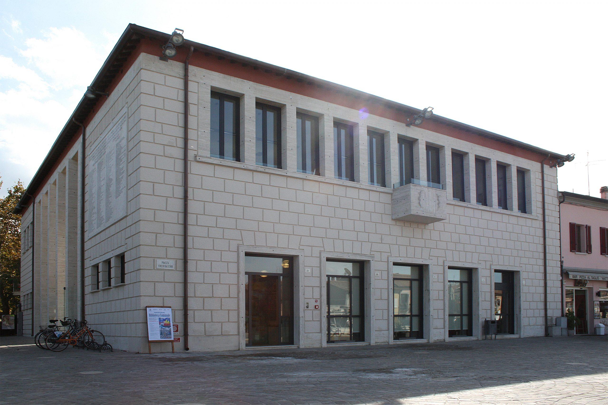 Biblioteca e musei di Cesenatico online