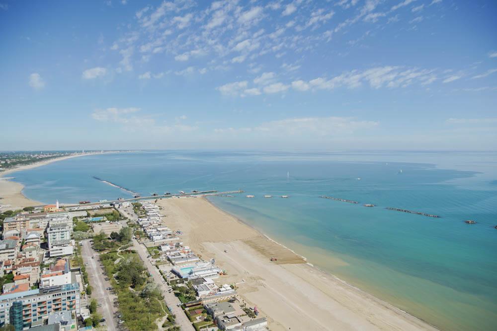 Spiaggia libera a Cesenatico, come funziona… per ora