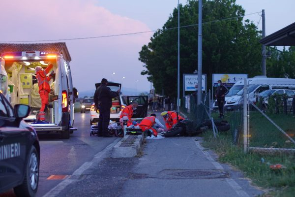 incidente via cesenatico 3