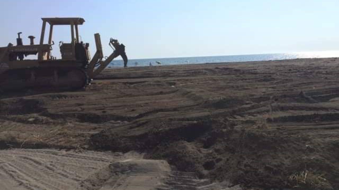 Spiaggia, a Gatteo Mare e Villamarina stabilimenti ancora chiusi