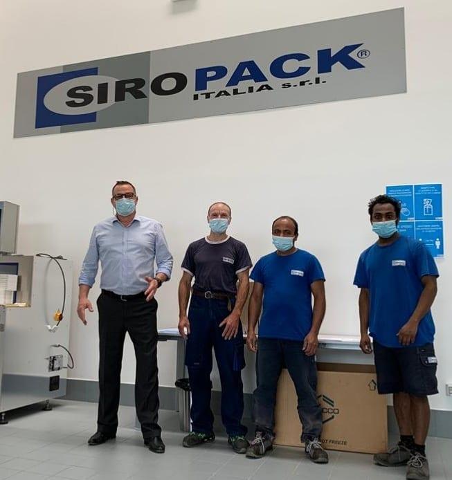 """La Siropack denuncia: """"Sanatoria inaccettabile"""""""