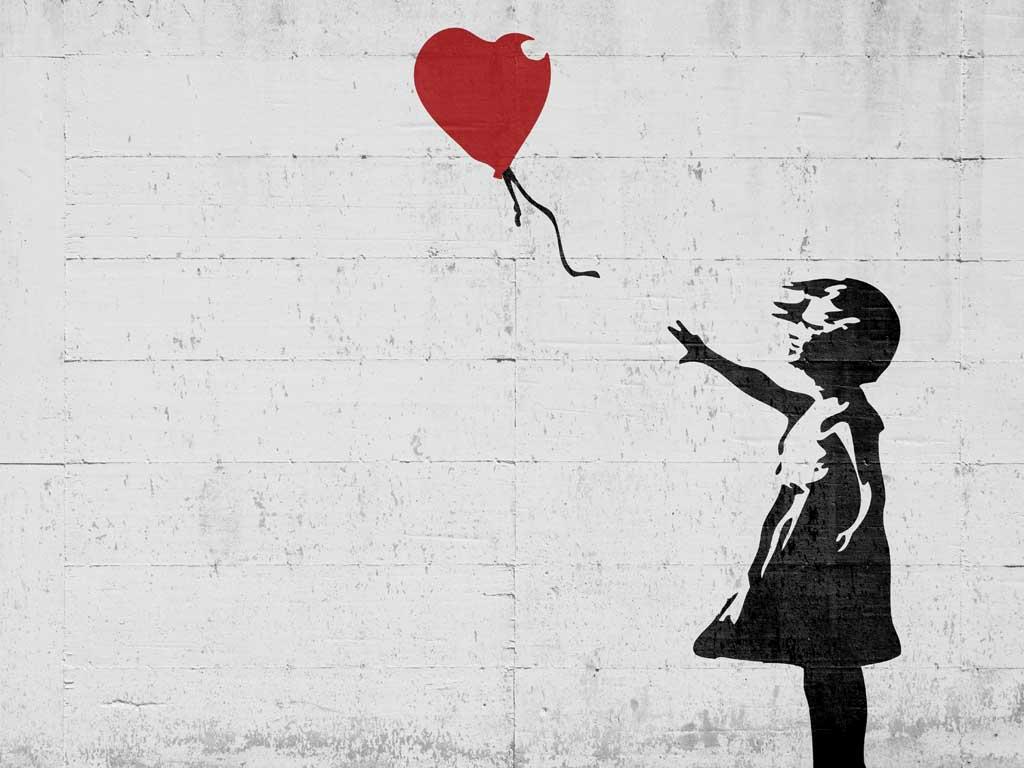 Ieri a Ferrara ha inaugurato la mostra di Banksy