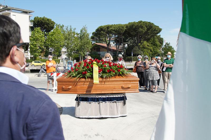 funerale tinin mantegazza