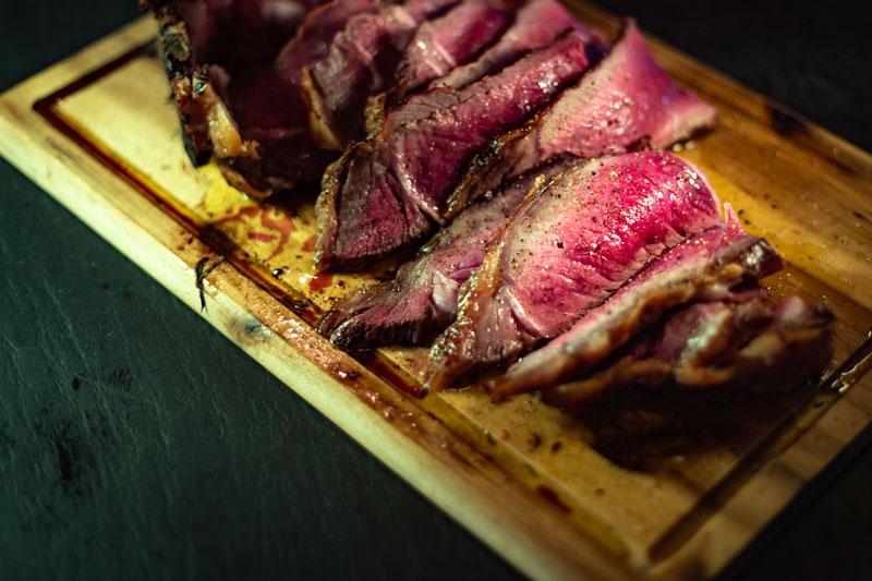 Un bel pezzo di… carne. L'occasione del Cenacolo!