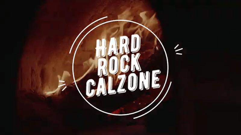 La mini-serie di Pizza n' Love presenta l'hard rock calzone