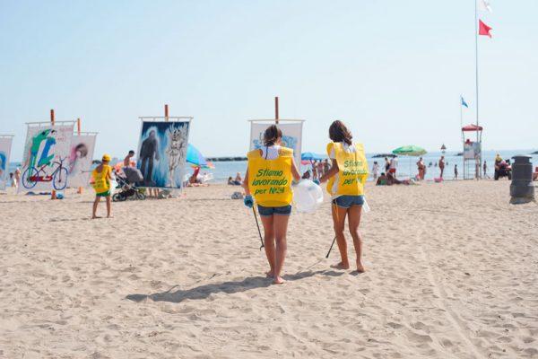 legambiente spiaggia pulita