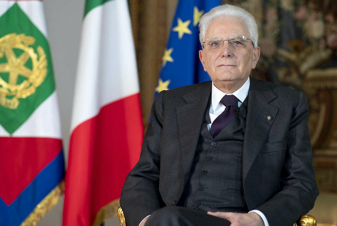 Il Presidente Mattarella scrive al sindaco Gozzoli