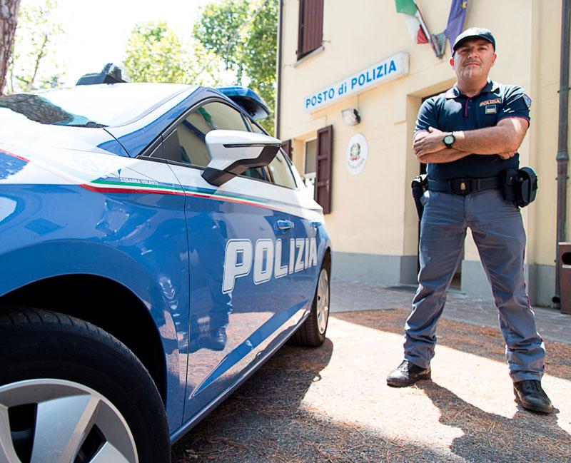 posto polizia