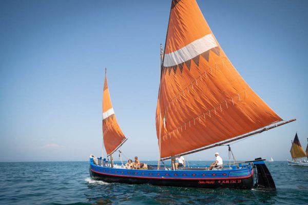 vele, cesenatico, museo della marineria