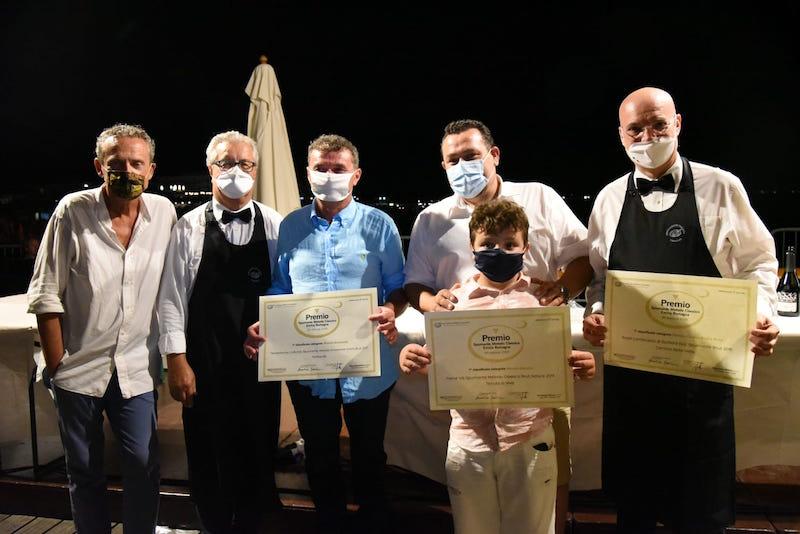 Tramonto DiVino: premiati i vincitori del Premio Miglior Metodo Classico