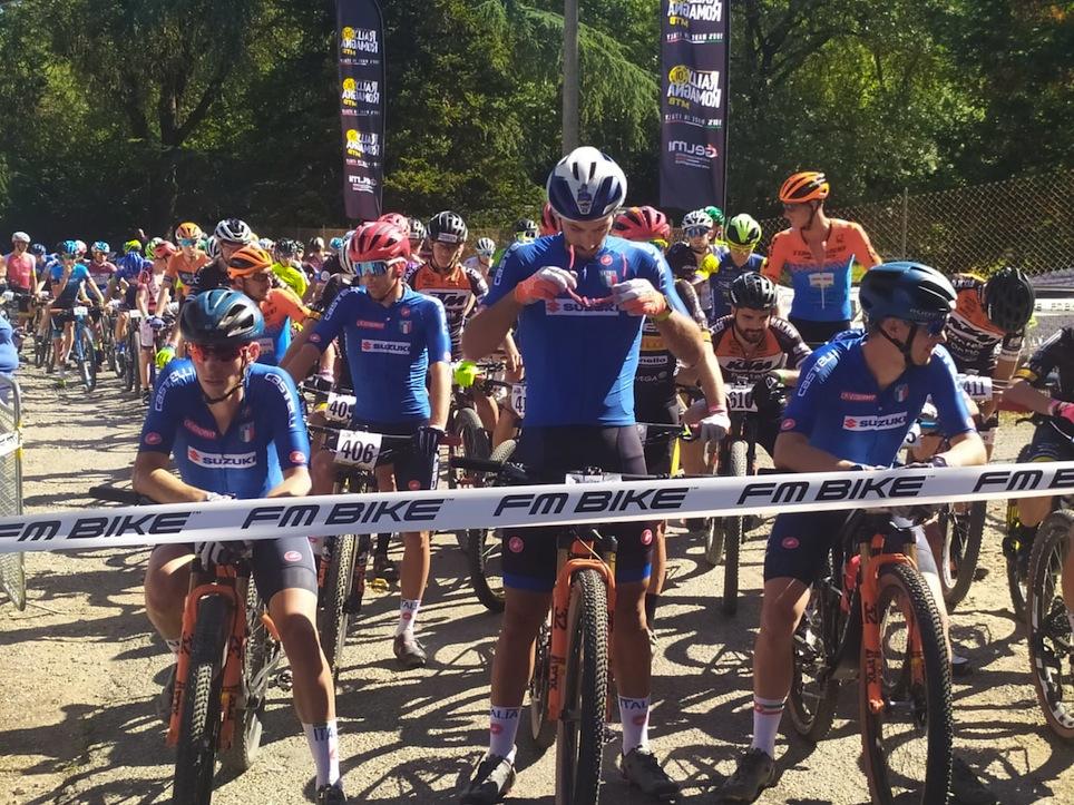 L'11 ottobre a Riolo Terme il Campionato Nazionale Acsi XC