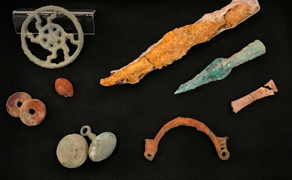 Scavi di Gatteo, riaffiora un accampamento romano