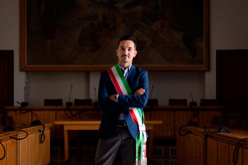 """L'intervista al sindaco. Elezioni: """"Prove di una lista civica"""""""