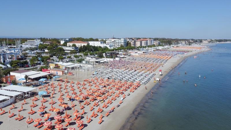 spiaggia turismo