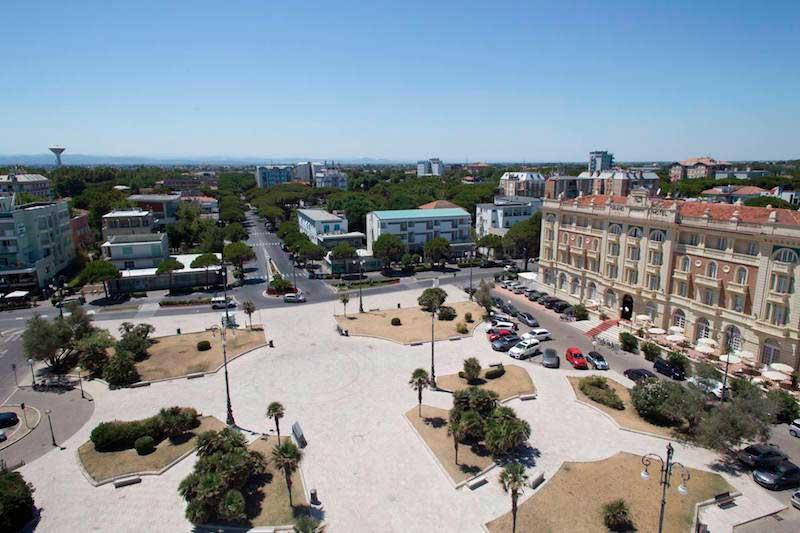 piazza costa alto aerea