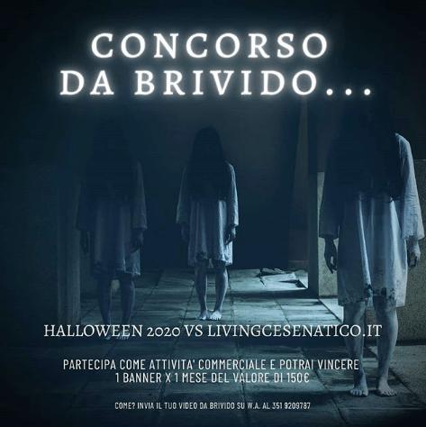 Halloween 2020: un concorso da paura con LivingCesenatico