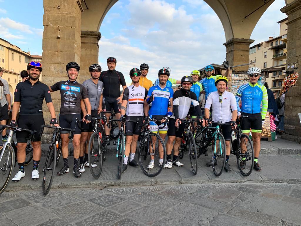 Impresa dei 2 ponti, da Cesenatico a Firenze