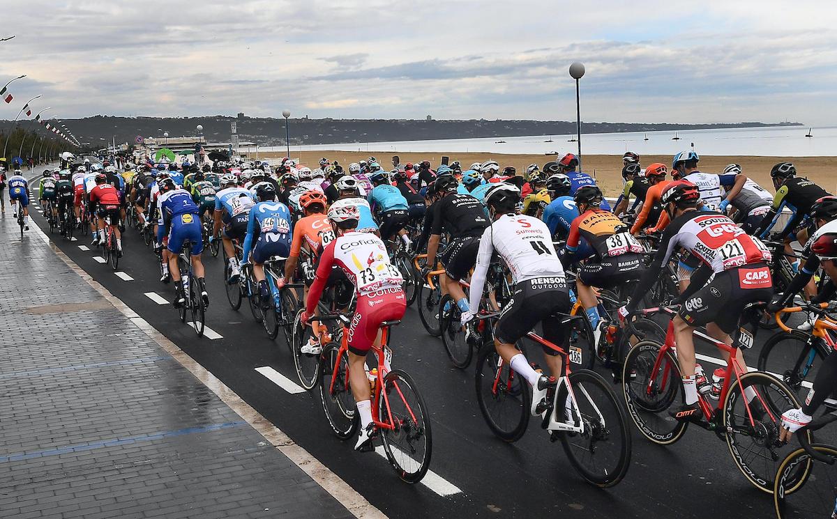 Il Giro d'Italia a Bagno di Romagna sulle salite di Pantani