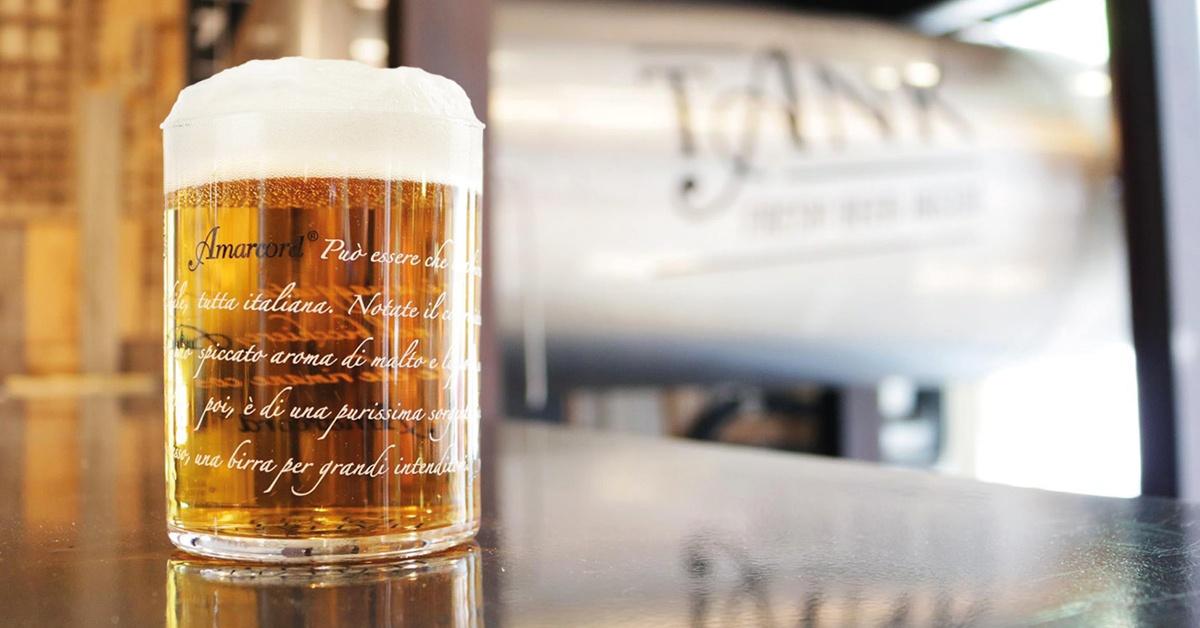 Al Mamy's Pub la birra arriva direttamente dal birrificio in sole 2 ore
