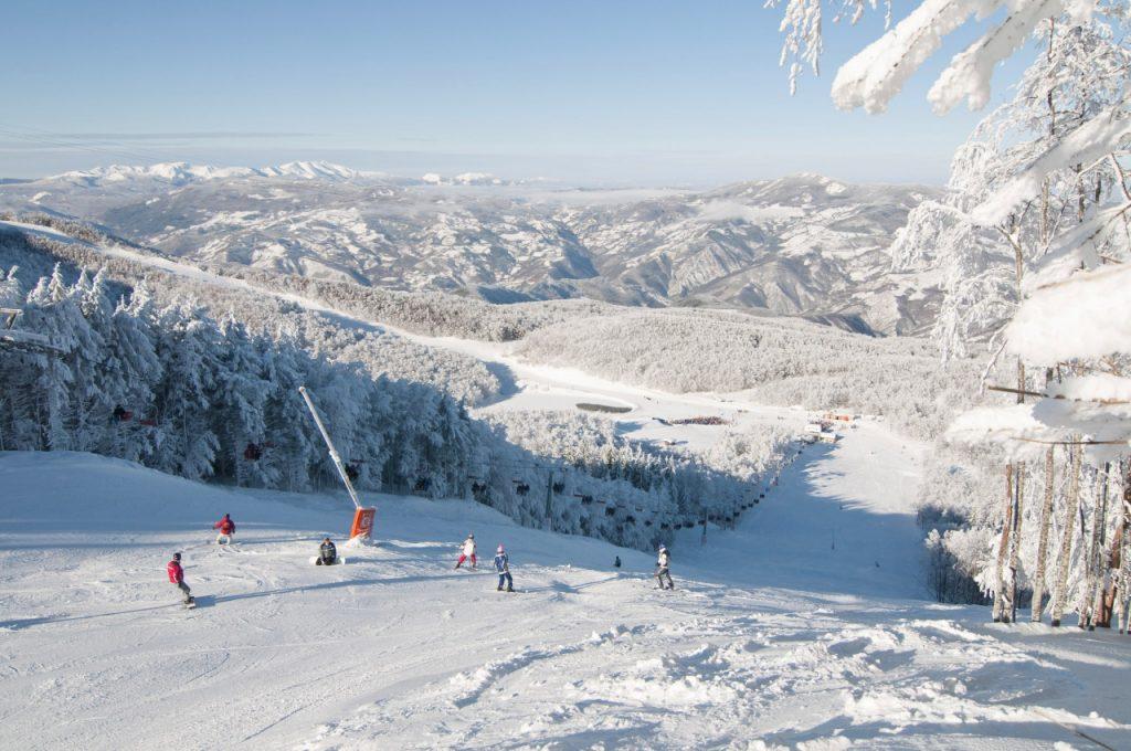 stagione turistica invernale