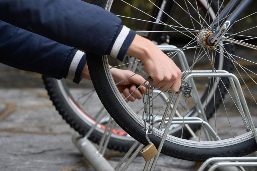 ladro di bicicletta