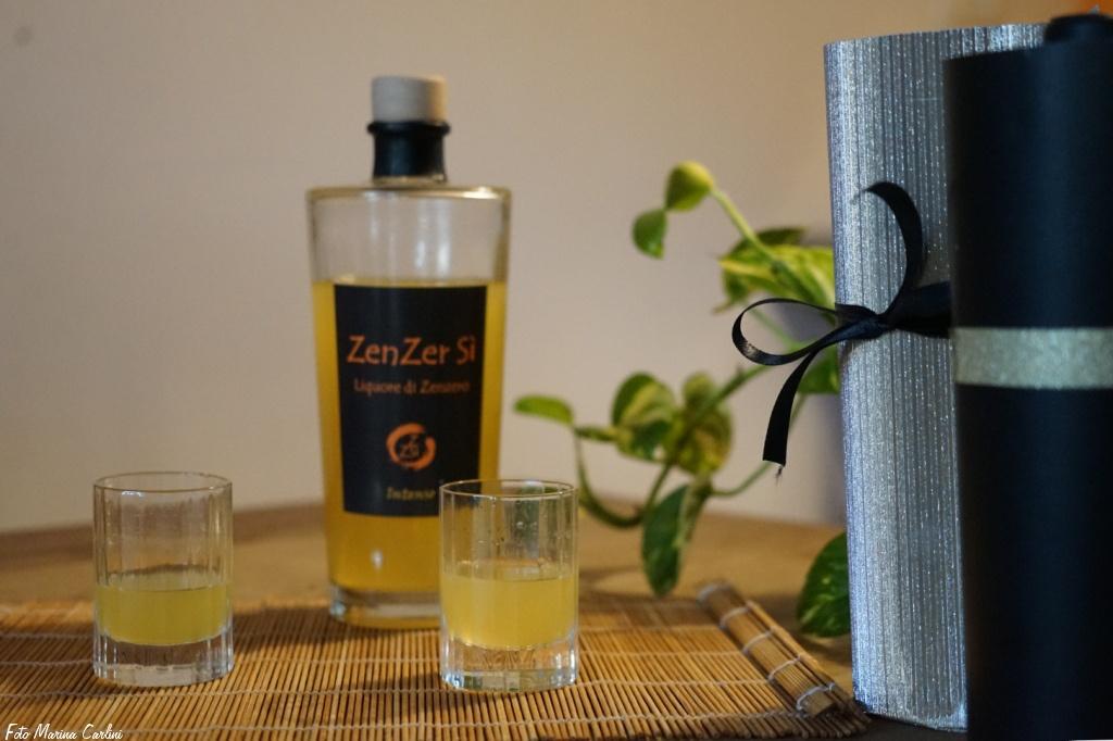 liquore zenzero