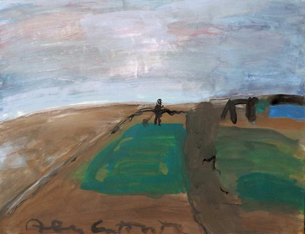 """""""Nebbia e sole"""", è online la nuova mostra di Gattamorta"""