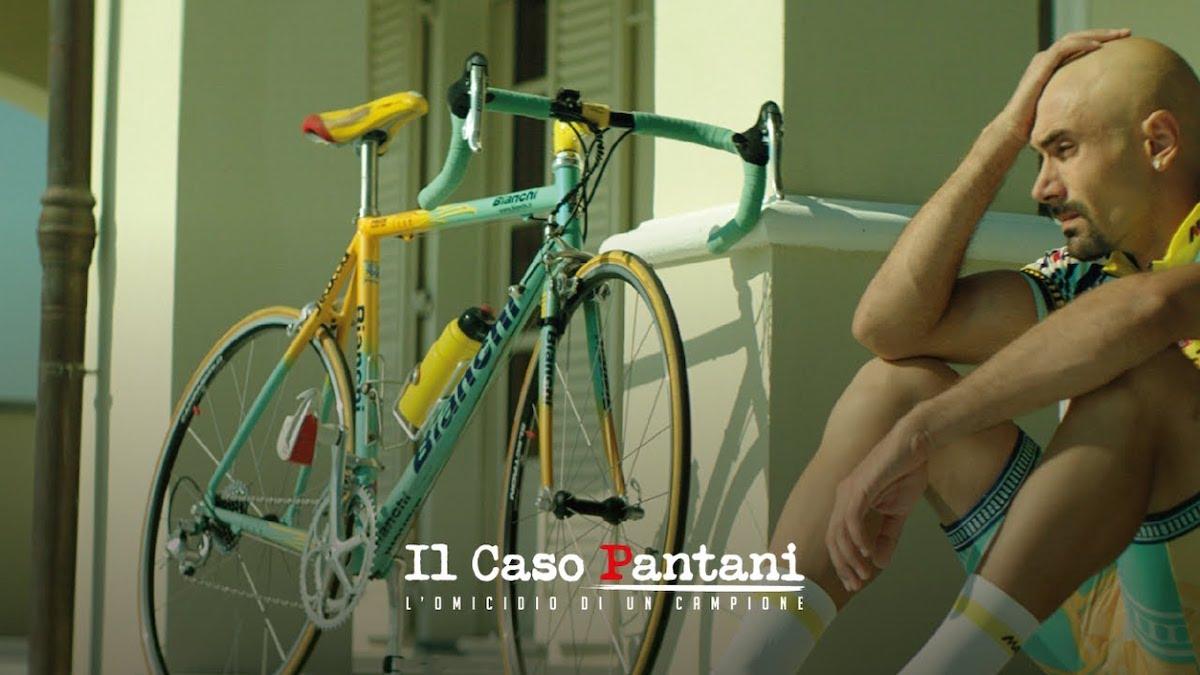 """Nomination al David di Donatello per """"Il caso Pantani"""""""
