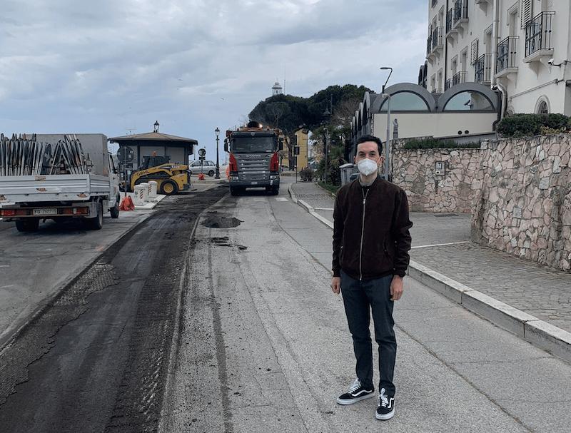 piano asfalti